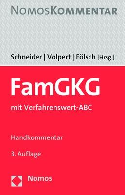 Abbildung von Schneider / Volpert / Fölsch (Hrsg.) | FamGKG | 3. Auflage | 2019