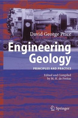 Abbildung von Price / de Freitas | Engineering Geology | 2008 | Principles and Practice