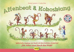 Abbildung von Mai / Lantern | Affenbeat und Kokosklang (Buch inkl. CD) | 1. Auflage | 2017 | beck-shop.de