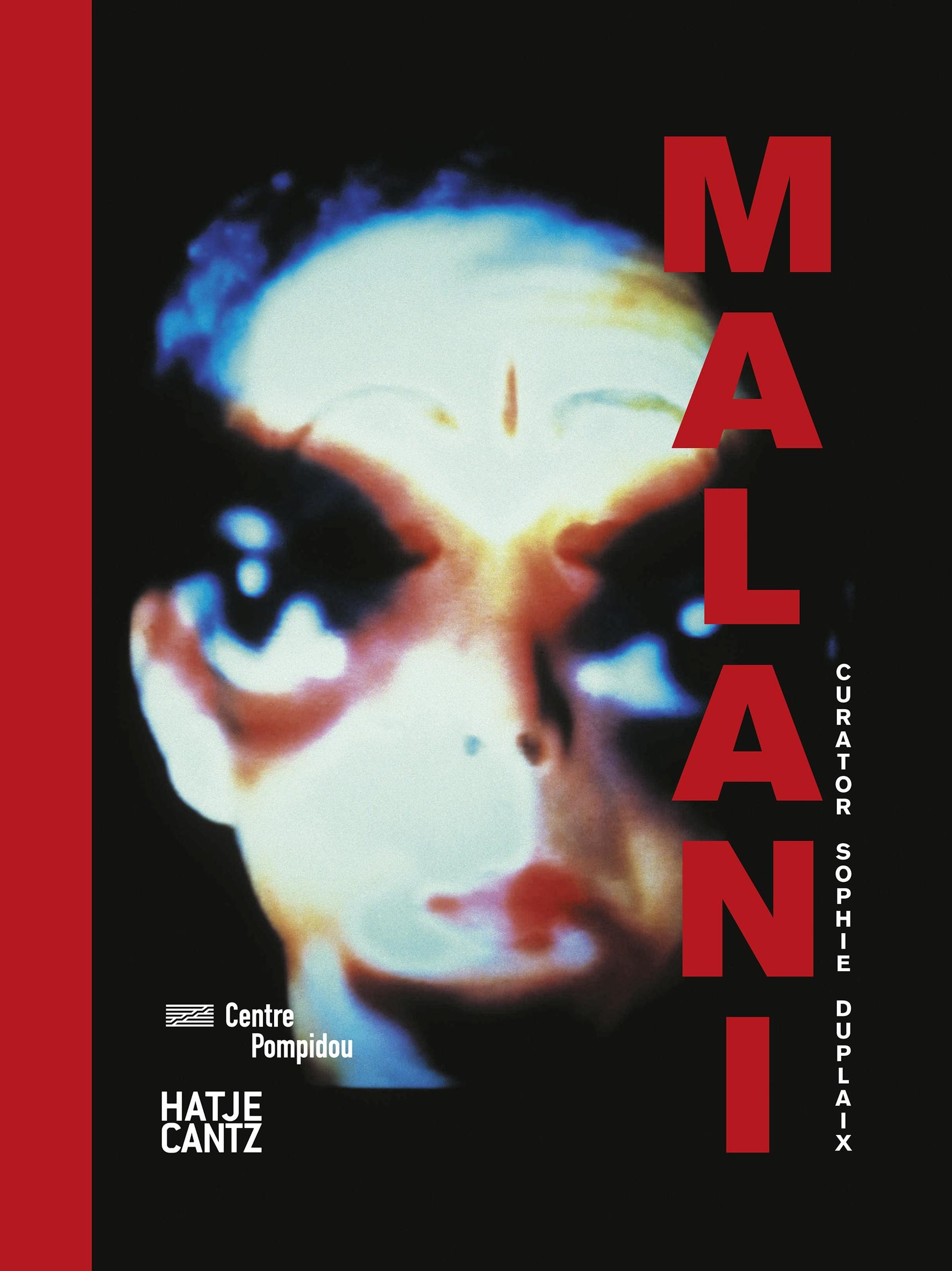 Nalini Malani | Duplaix, 2017 | Buch (Cover)