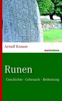 Abbildung von Krause   Runen   1. Auflage   2017   beck-shop.de
