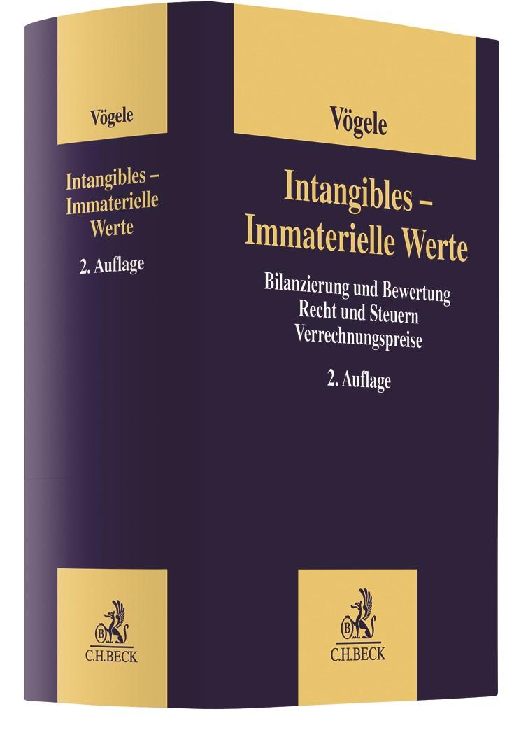 Geistiges Eigentum - Intellectual Property   Vögele   2. Auflage, 2019   Buch (Cover)