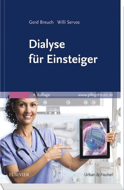 Dialyse für Einsteiger | Breuch / Servos | 4. Auflage, 2017 | Buch (Cover)