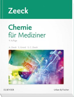 Abbildung von Zeeck (Hrsg.) | Chemie für Mediziner | 9. Auflage. | 2017