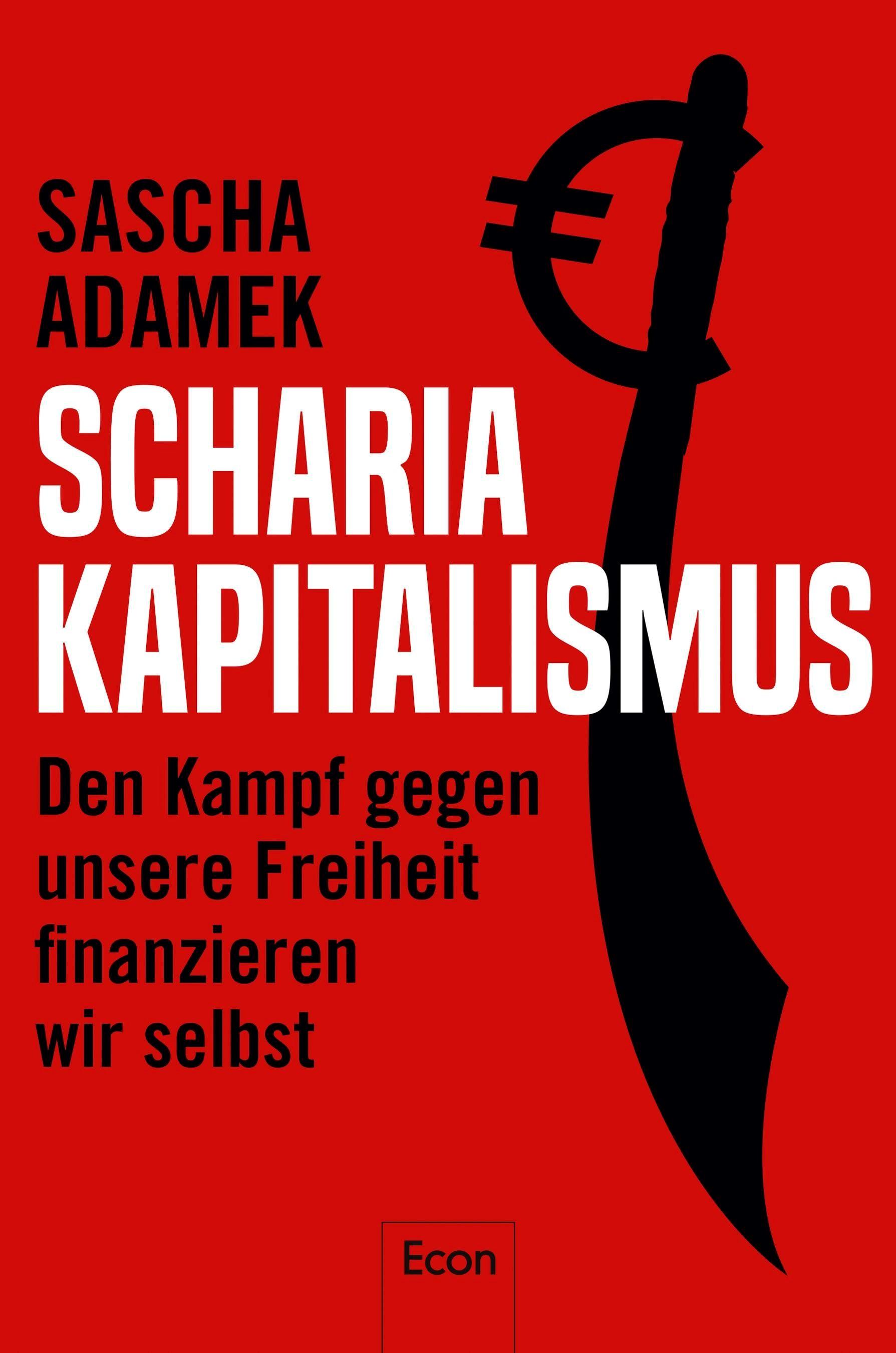Scharia-Kapitalismus   Adamek, 2017   Buch (Cover)