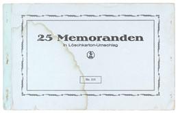 Abbildung von Silva | 25 Memoranden | 1. Auflage | 2017 | beck-shop.de