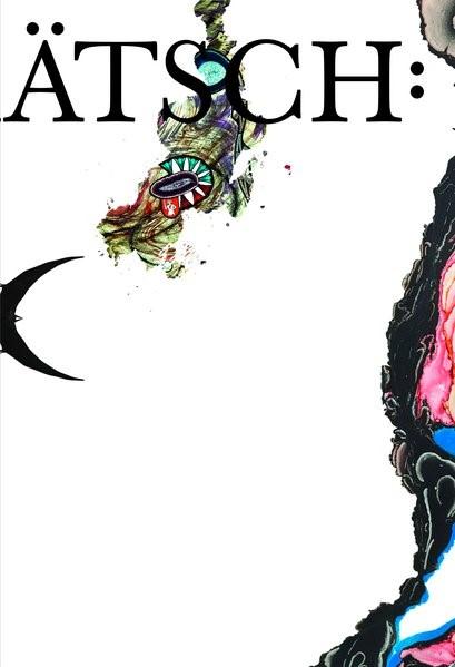 Kerstin Brätsch: BRÄTSCH | Bratsch, 2017 | Buch (Cover)
