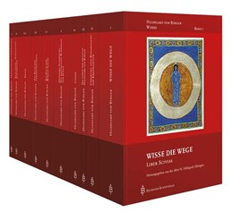 Abbildung von Hildegard von Bingen: Werke | 2017 | Komplette Werkausgabe in 10 Bä...