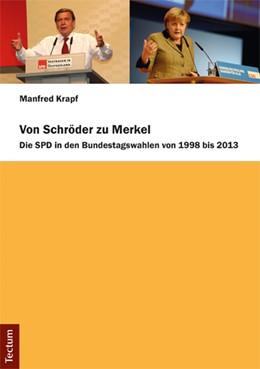 Abbildung von Krapf | Von Schröder zu Merkel | 2017 | Die SPD in den Bundestagswahle...