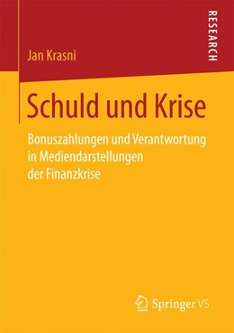 Abbildung von Krasni | Schuld und Krise | 1. Auflage | 2017 | beck-shop.de
