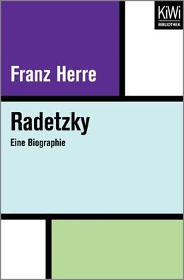 Abbildung von Herre   Radetzky   2017   Eine Biographie