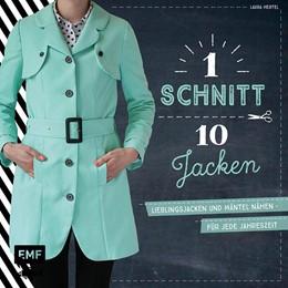 Abbildung von Hertel | Ein Schnitt, zehn Jacken | 1. Auflage | 2017 | beck-shop.de