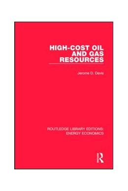 Abbildung von Davis | High-cost Oil and Gas Resources | 1. Auflage | 2017 | beck-shop.de