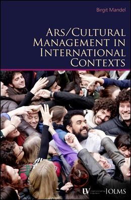 Abbildung von Mandel | Arts / Cultural Management in International Contexts | 2018 | 2019