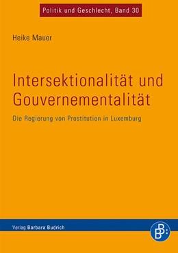 Abbildung von Mauer   Intersektionalität und Gouvernementalität   2017   Die Regierung von Prostitution...   30