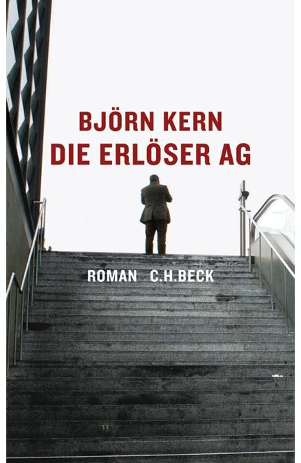 Cover: Björn Kern, Die Erlöser AG
