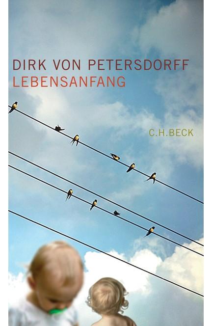 Cover: Dirk Petersdorff, Lebensanfang