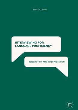Abbildung von Ross | Interviewing for Language Proficiency | 1. Auflage | 2017 | beck-shop.de