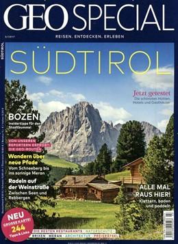 Abbildung von Kucklick | GEO Special 03/2017 - Südtirol | 1. Auflage | 2017 | beck-shop.de