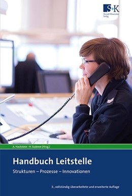 Abbildung von Hackstein / Sudowe | Handbuch Leitstelle | 2. Auflage | 2017 | beck-shop.de