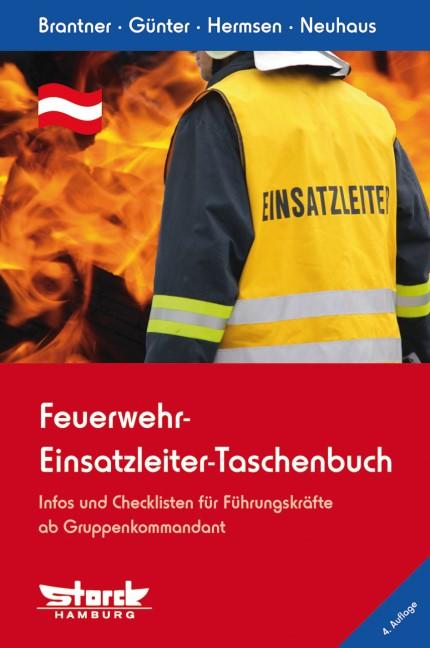 Feuerwehr-Einsatzleiter-Taschenbuch | Brantner / Günter / Hermsen | 4. Auflage 2019, 2019 | Buch (Cover)