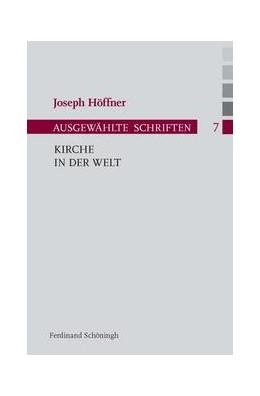 Abbildung von Höffner / Althammer / Nothelle-Wildfeuer | Kirche in der Welt | 2017