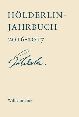 Abbildung von Doering / Franz / Vöhler | Hölderlin-Jahrbuch - Vierzigster Band 2016-2017 | 2017