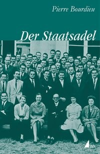 Der Staatsadel | Bourdieu, 2004 | Buch (Cover)