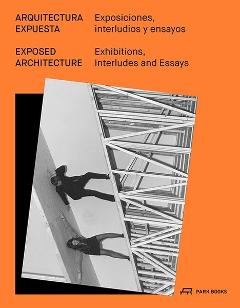 Exposed Architecture | Abascal / Ballesteros, 2018 | Buch (Cover)