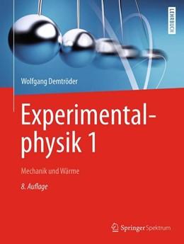 Abbildung von Demtröder   Experimentalphysik 1   8. Auflage   2017   beck-shop.de