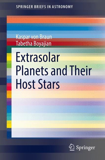Exoplanets | Braun / Boyajian, 2017 | Buch (Cover)