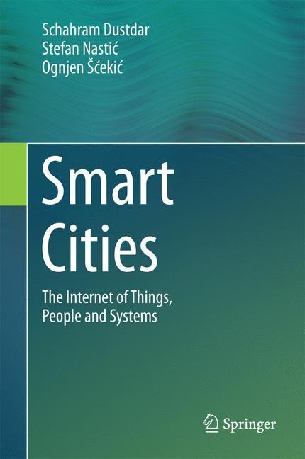 Smart Cities | Dustdar / Nastic / Scekic, 2017 | Buch (Cover)