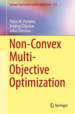 Abbildung von Pardalos / Zilinskas   Non-Convex Multi-Objective Optimization   1. Auflage   2017   beck-shop.de
