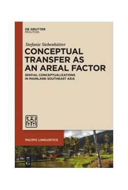 Abbildung von Siebenhütter | Conceptual Transfer as an Areal Factor | 1. Auflage | 2020 | beck-shop.de