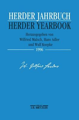 Abbildung von Adler / Koepke / Malsch   Herder-Jahrbuch / Herder Yearbook 1996   1997