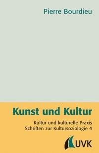 Kunst und Kultur | Bourdieu | 1. Auflage, 2012 | Buch (Cover)