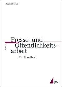 Presse- und Öffentlichkeitsarbeit | Brauer, 2005 | Buch (Cover)