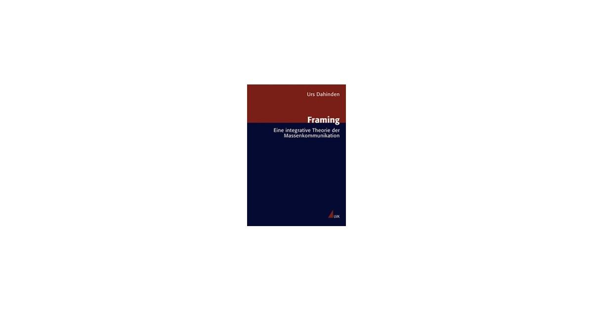 Framing | Dahinden, 2006 | Buch | beck-shop.de