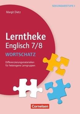 Abbildung von Dietz | Wortschatz: 7/8. Kopiervorlagen | 1. Auflage | 2017 | beck-shop.de