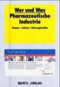 Wer und Was - Pharmazeutische Industrie 2007 | 26. Ausgabe, 2006 | Buch (Cover)