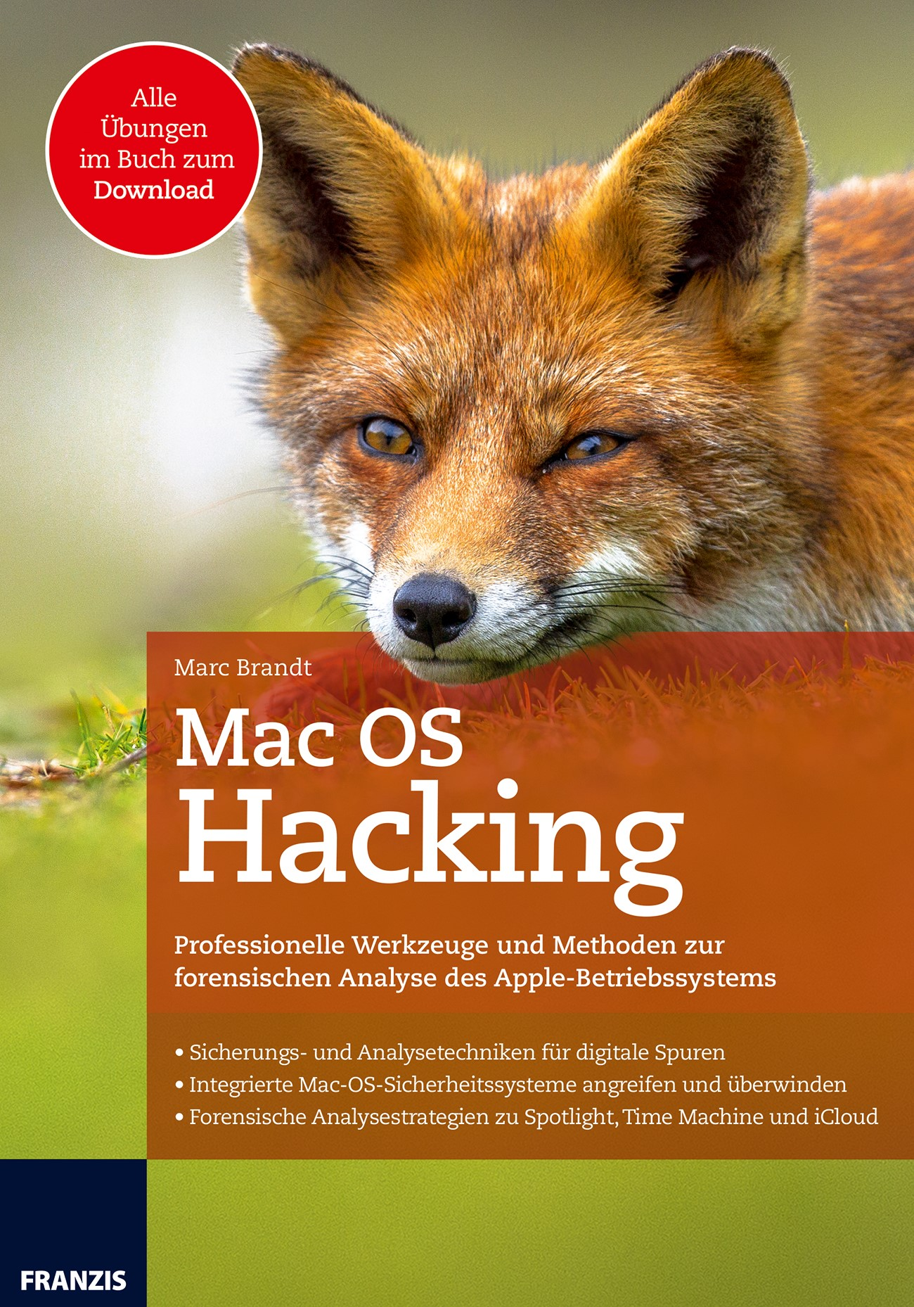 Mac OS Hacking | Brandt, 2017 | Buch (Cover)