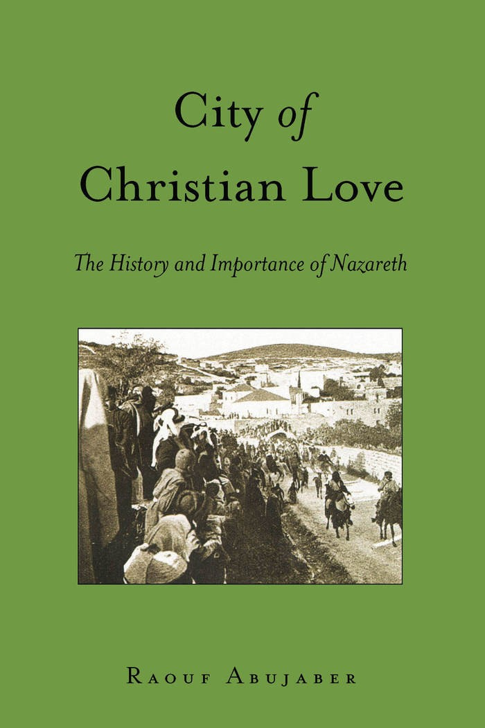 City of Christian Love | Abujaber, 2017 | Buch (Cover)