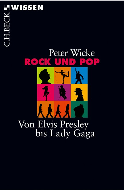 Cover: Peter Wicke, Rock und Pop