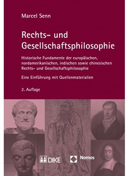 Abbildung von Senn | Rechts- und Gesellschaftsphilosophie | 2. Auflage | 2017 | beck-shop.de