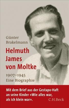Helmuth James von Moltke   Brakelmann, Günter   2., durchgesehene Auflage, 2007   Buch (Cover)