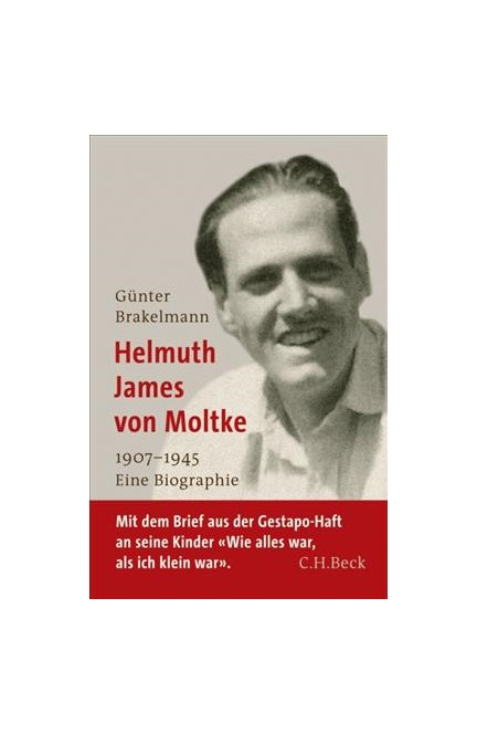 Cover: Günter Brakelmann, Helmuth James von Moltke
