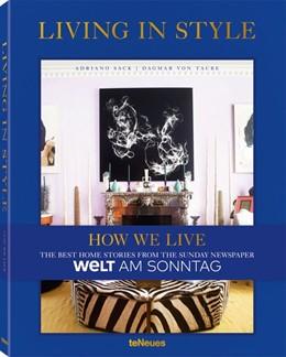 Abbildung von Sack / Taube | Living in Style - How we Live | 1. Auflage | 2017 | beck-shop.de