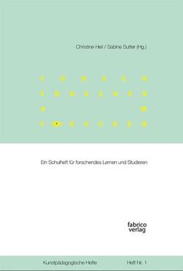 Abbildung von Heil / Sutter   forsch forscher am forschen   1. Auflage   2017   beck-shop.de