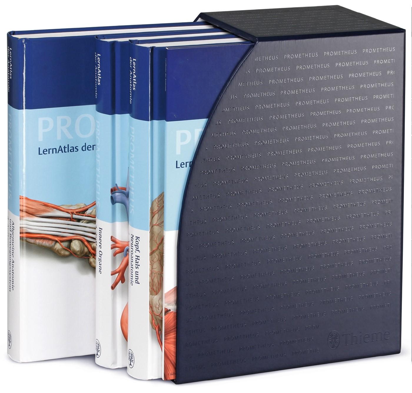 PROMETHEUS LernPaket Anatomie | Schumacher / Schulte / Schünke, 2017 | Buch (Cover)