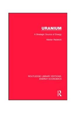 Abbildung von Radetzki | Uranium | 1. Auflage | 2017 | beck-shop.de